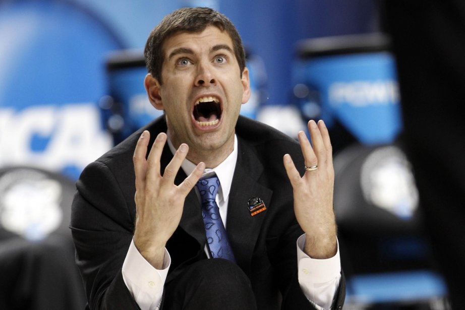 Brad Stevens... (Photo John Sommers II, Reuters)