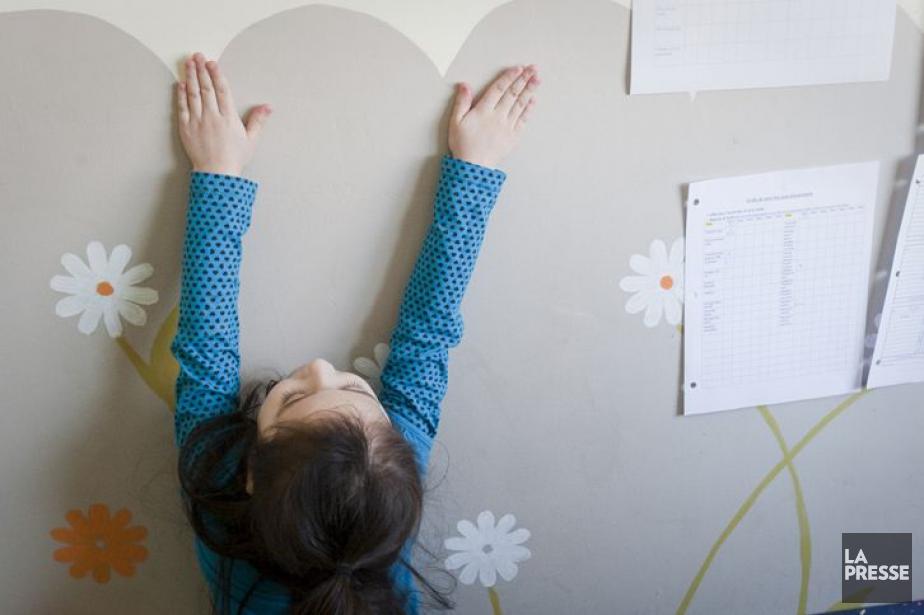 Ces troubles, qui affectent environ un enfant sur... (Photo Ivanoh Demers, archives La presse)