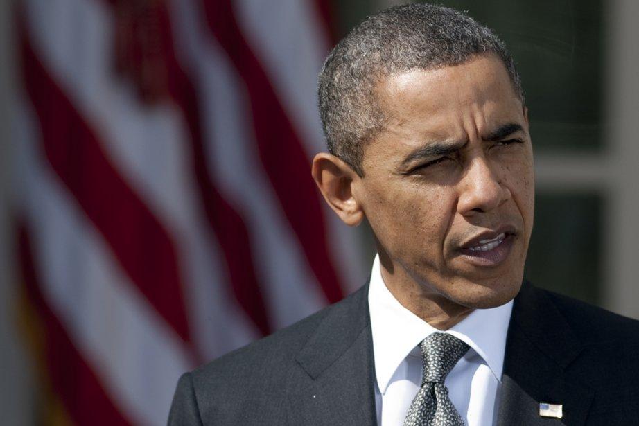 Barack Obama... (PHOTO SAUL LOEB, AFP ARCHIVES)