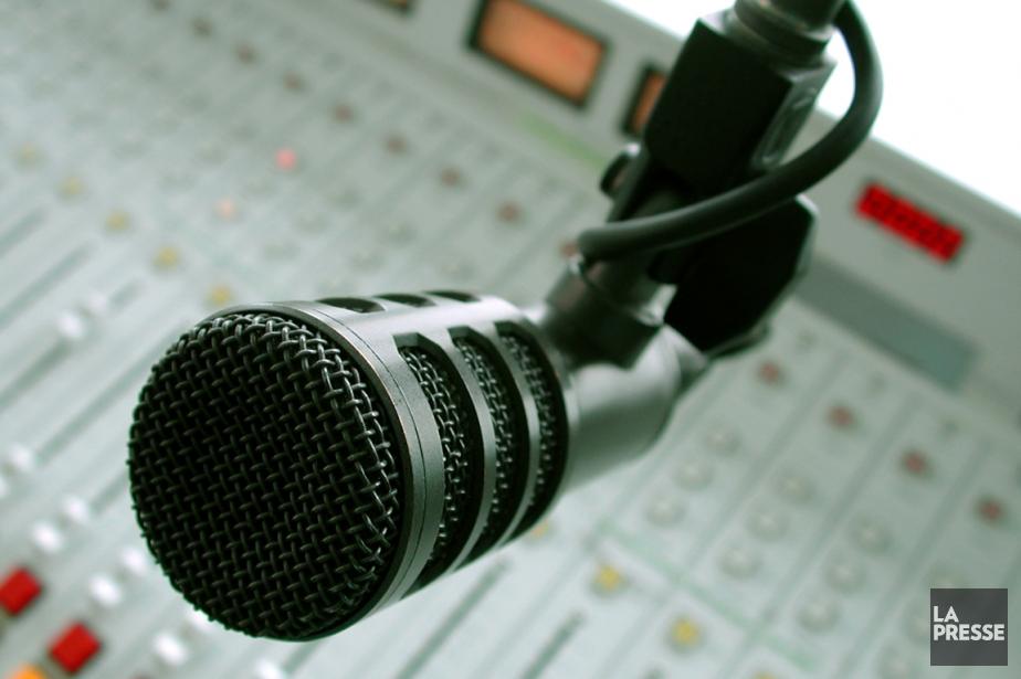 Deux stations de radio «à prédominance verbale» du... (Photothèque La Presse)