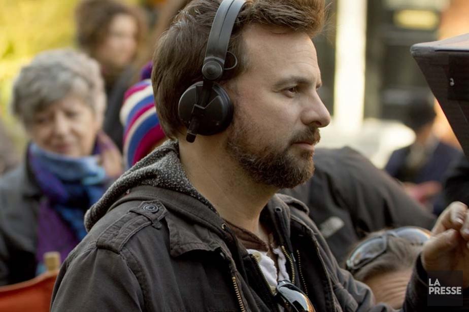 Le réalisateur Daniel Roby... (Photo: archives La Presse)