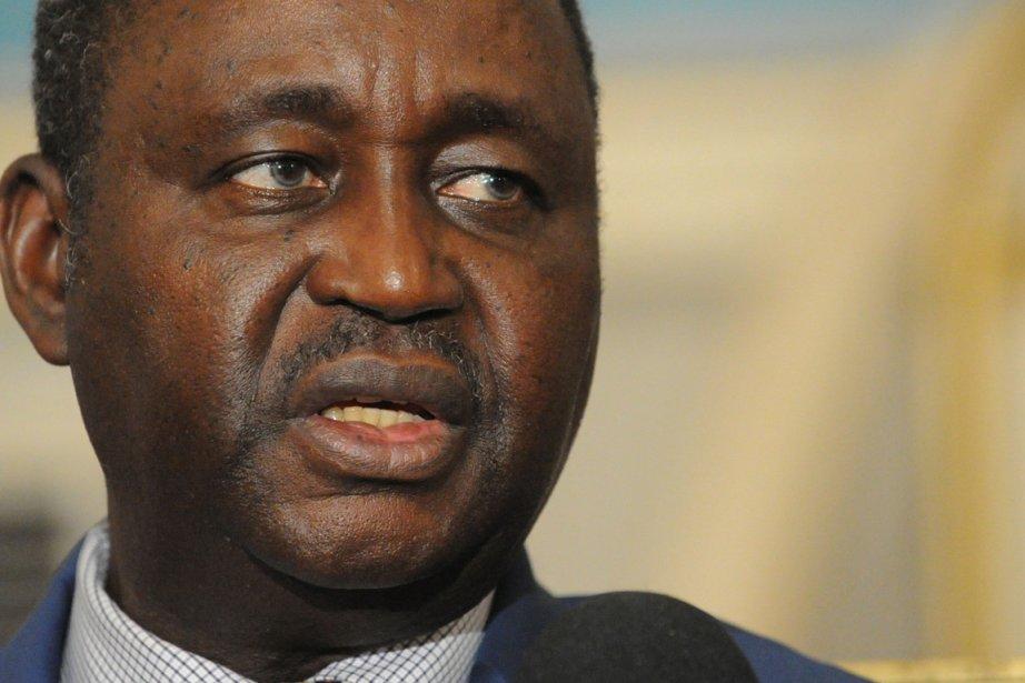 Le président centrafricain, Francois Bozize.... (PHOTO SIA KAMBOU, AFP)