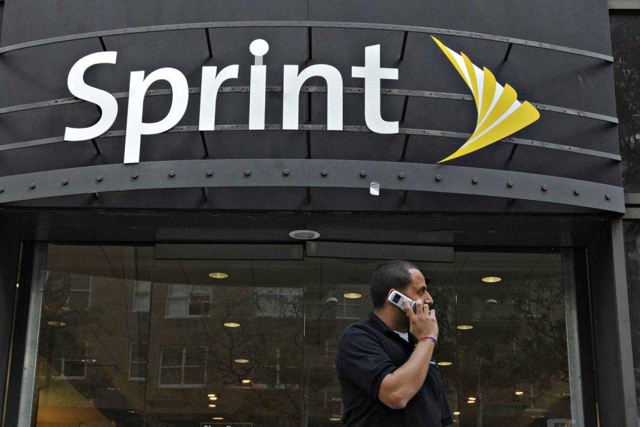 SoftBank doit acquérir 78% du capital de Sprint... (PHOTO BLOOMBERG NEWS)