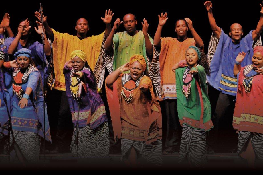 Soweto Gospel Choir... (Photo: fournie par le FIJM)