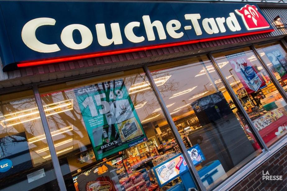 L'action de Couche-Tard a avancé jeudi de 91... (Photo Édouard Plante-Fréchette, Archives La Presse)
