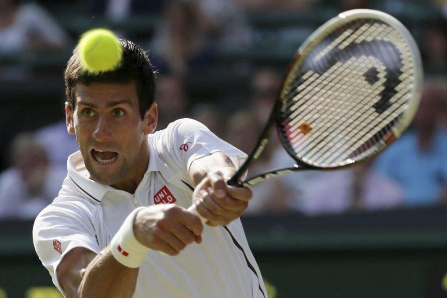 Novak Djokovic a déjà à son actif six... (Photo Alastair Grant, AP)