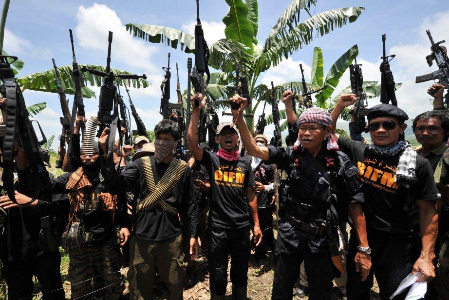 Les récentes attaques menées par les factions rebelles... (PHOTO TED ALJIBE, ARCHIVES AFP)