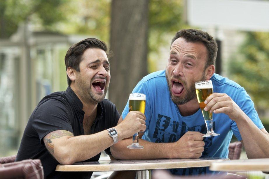 Le duo Les GarSon est formé des humoristes... (Photo: fournie par la production)