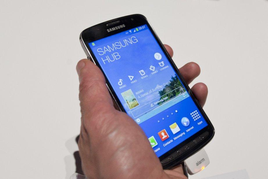 Le fabricant du populaire téléphone intelligent Galaxy est-il en train de...