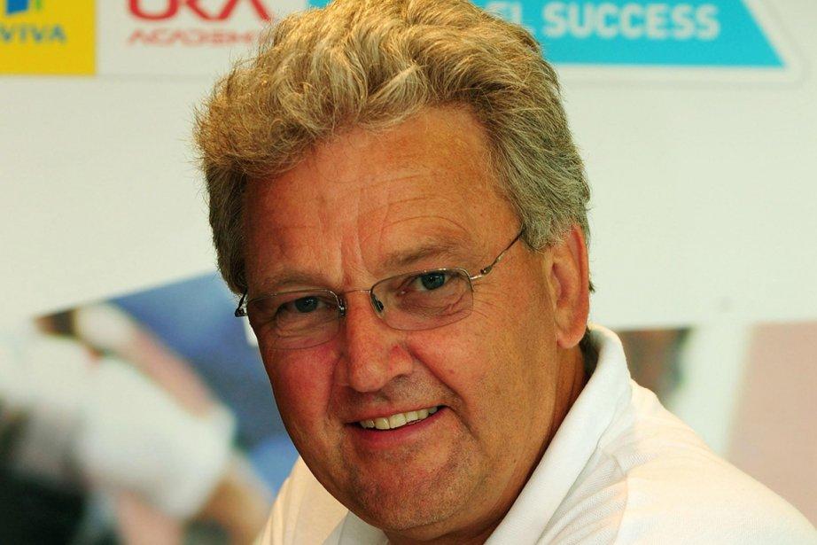 Le SuédoisPeter Eriksson sera responsable des programmes olympique... (Photo d'archives)