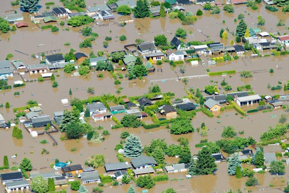 Pire catastrophe naturelle du début d'année d'un point... (PHOTO ARCHIVES AP)