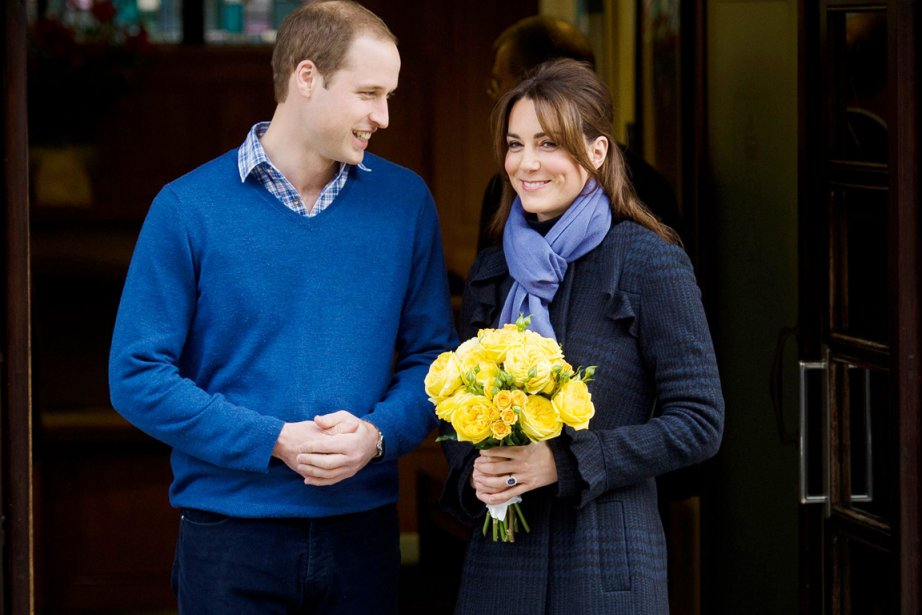 Kate et William assurent ne pas connaître le... (PHOTO LEON NEAL, ARCHIVES AFP)