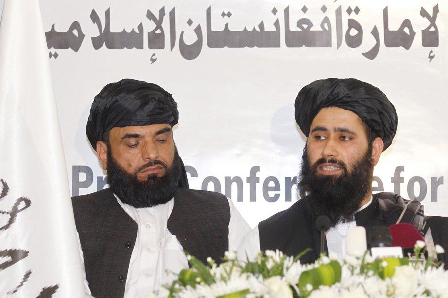 Les talibans avaient ouvert ce bureau le 18... (PHOTO MOHAMMED DABBOUS, ARCHIVES REUTERS)