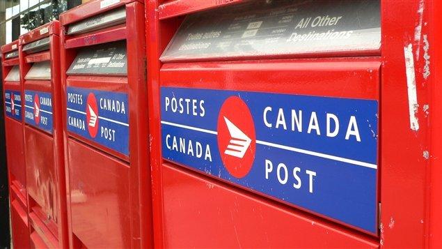 Une pétition en ligne demandant à Postes Canada de réévaluer... (Photo archives)
