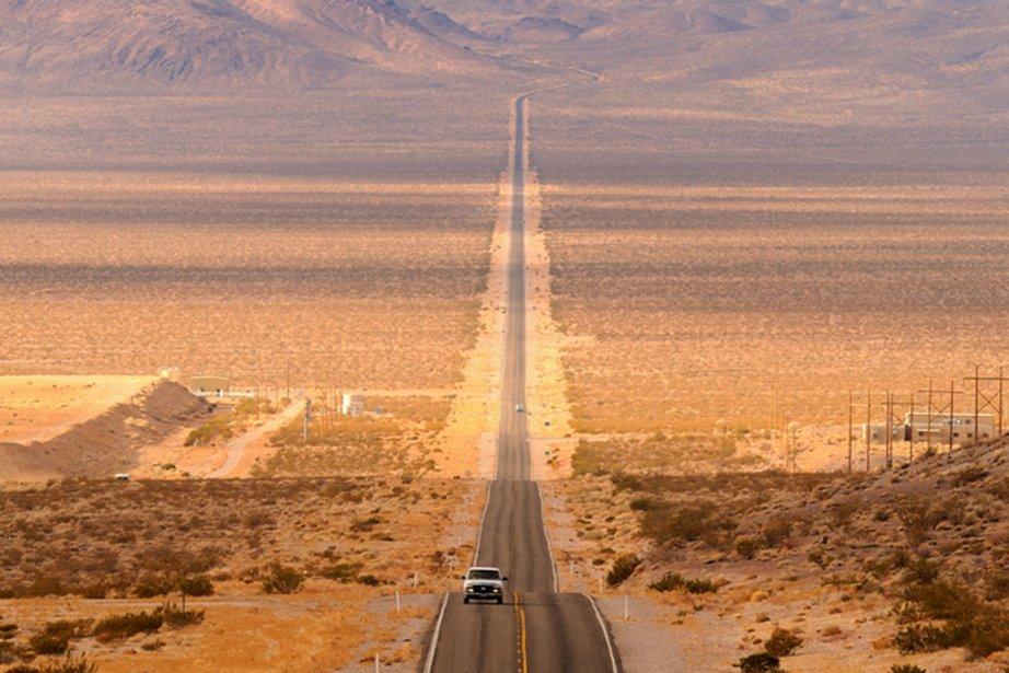 Le parc de la Vallée de la Mort... (Photo shutterstock.com)