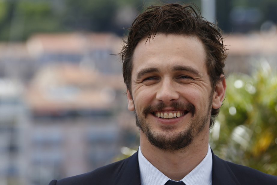 James Franco dans l'adaptation de la série Veronica... (Photo: AFP)