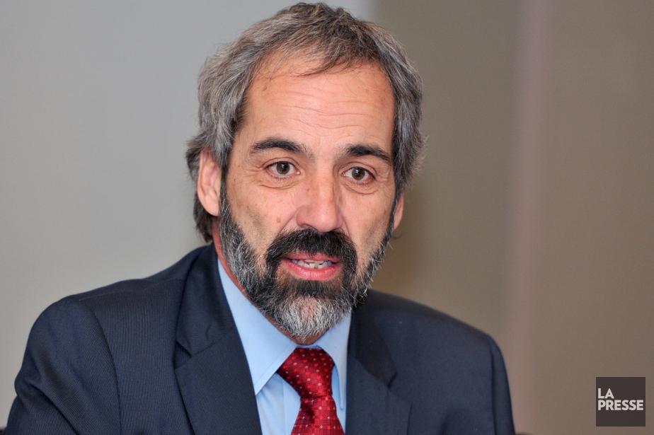 Daniel Paillé... (Photo archives La Presse)