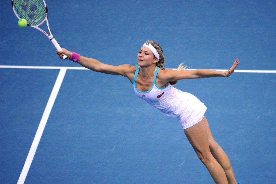 La Russe Maria Kirilenko... (Photo : Kirill Kudryavtsev, archives AFP)