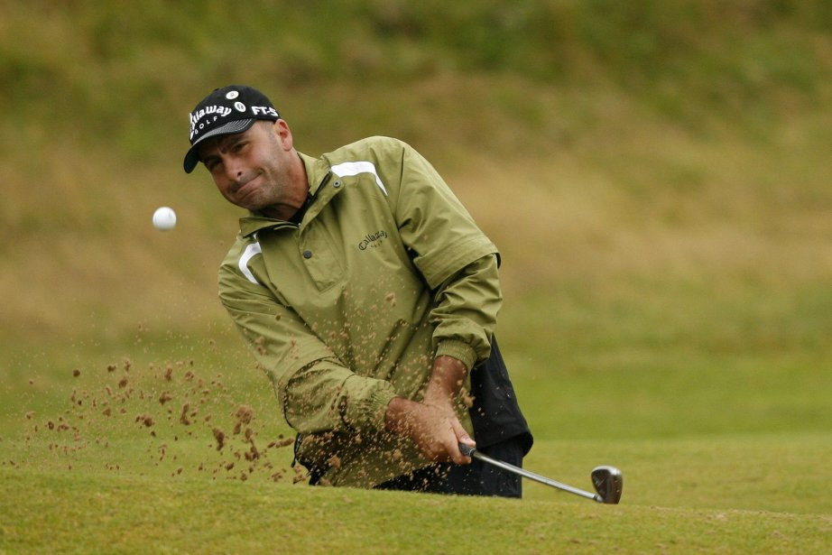 Rocco Mediate.... (PHOTO GLYN KIRK, ARCHIVES AFP)