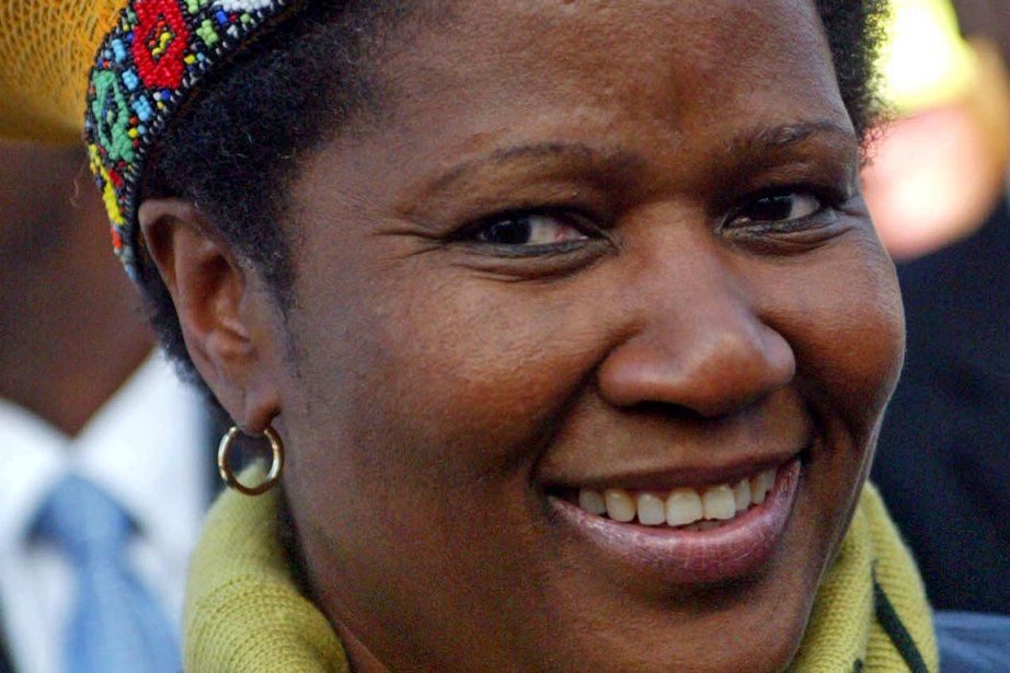 Phumzile Mlambo-Ngcuka a été nommée directrice générale de... (PHOTO LERATO MADUNA, REUTERS)