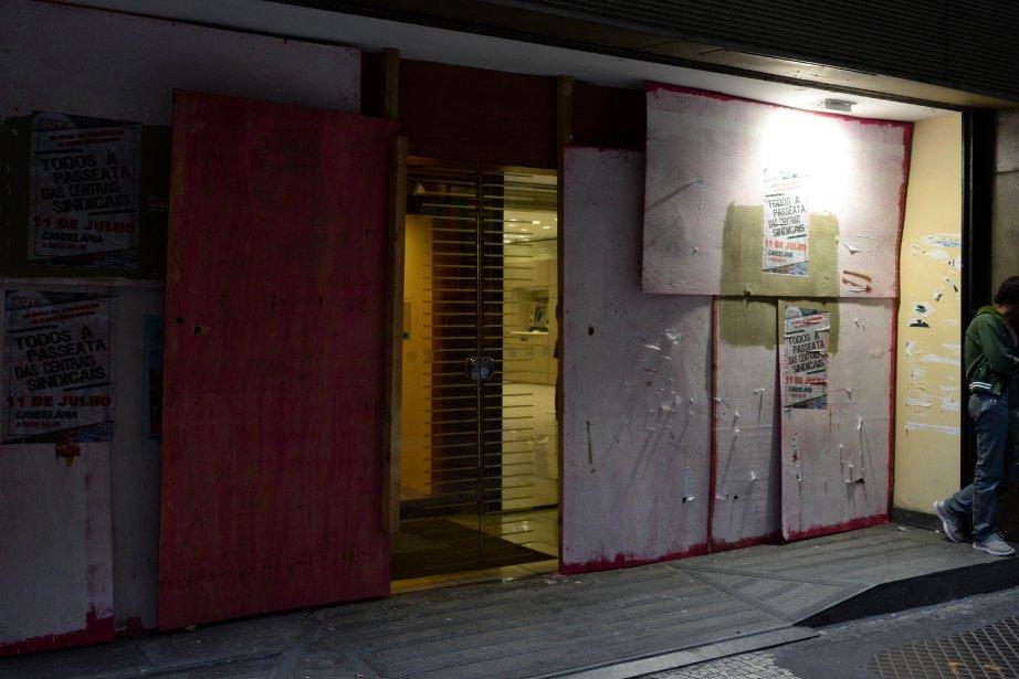 À São Paulo, une mégapole de 11,3 millions... (PHOTO VANDERLEI ALMEIDA, AFP)