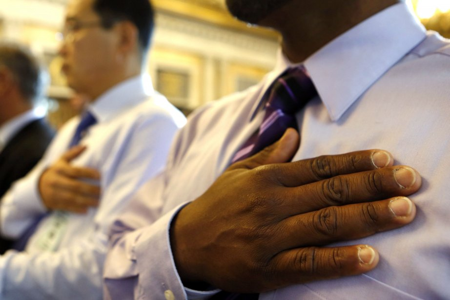 À huis clos mercredi, les 234 républicains de... (Photo Larry Downing, Reuters)