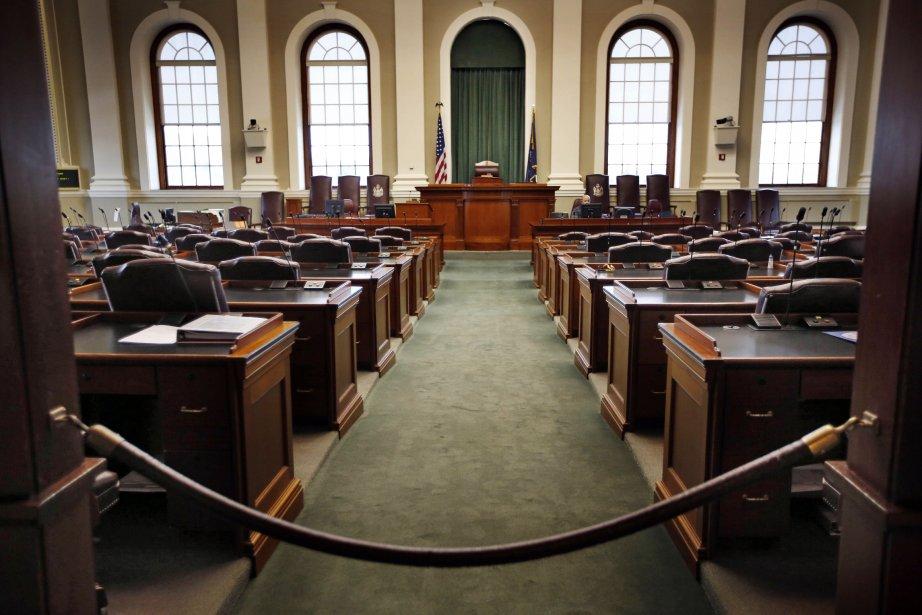 L'État du Maine a adopté mercredi une résolution... (Photo Robert F. Bukaty, AP)