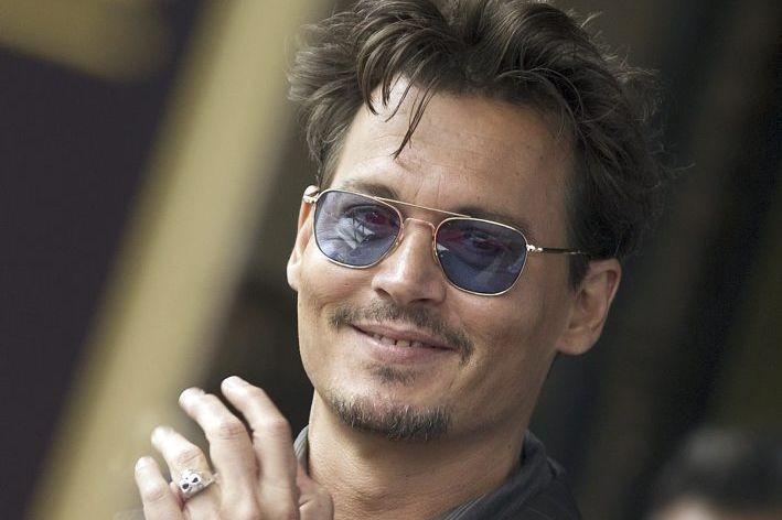 Johnny Depp... (Photo: archives AFP)