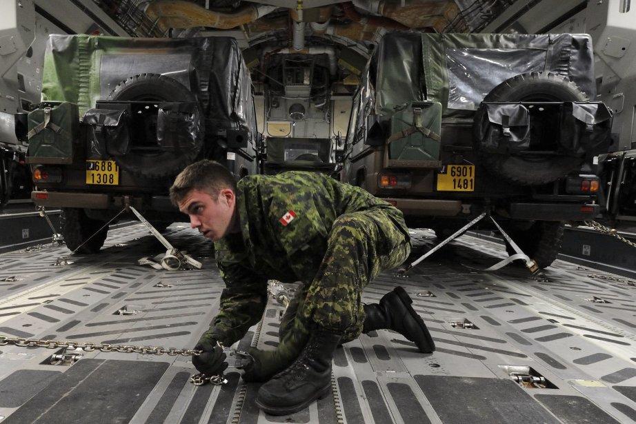 L'aide du Canada au Mali a été humanitaire... (Photo archives La Presse Canadienne)