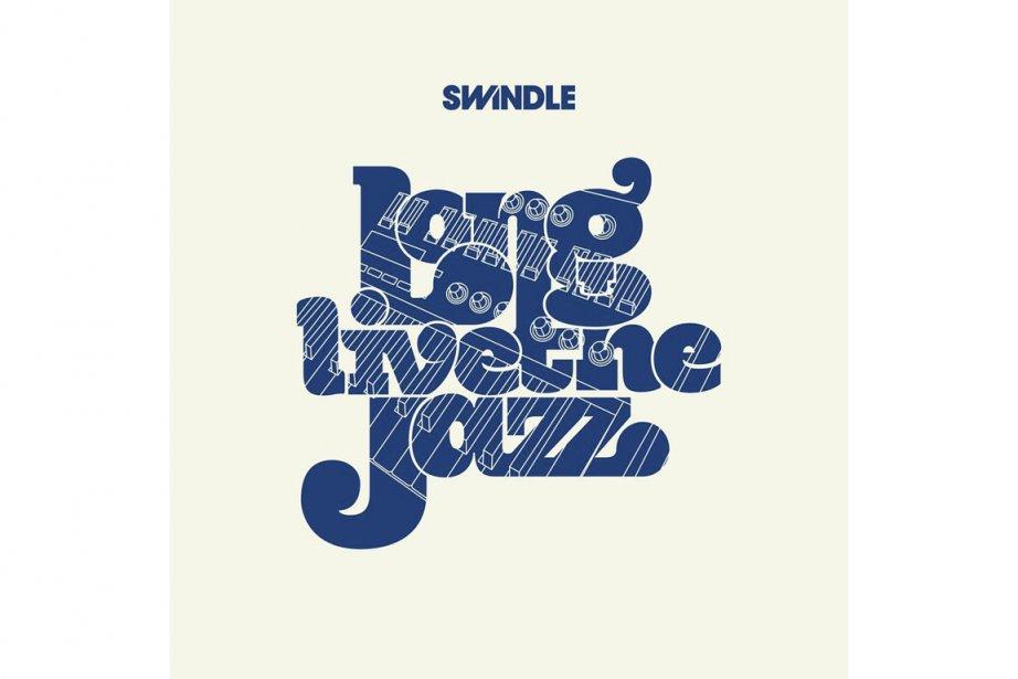 Cet épatant single du producteur britannique Swindle intitulé Do The...