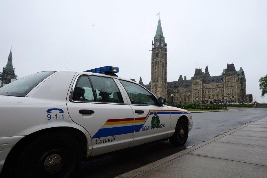 M. Saccomani s'est retrouvé sous les projecteurs l'année... (Photo Sean Kilpatrick, La Presse Canadienne)