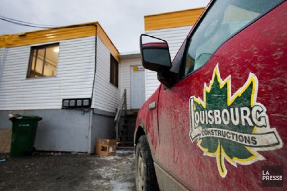 Louisbourg SBC réclame ainsi qu'on lui verse 3... (PHOTO EDOUARD PLANTE-FRÉCHETTE, ARCHIVES LA PRESSE)