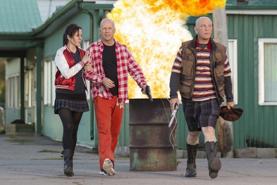 Mary-Louise Parker, Bruce Willis et John Malkovich.... (Photo Summit Entertainment)