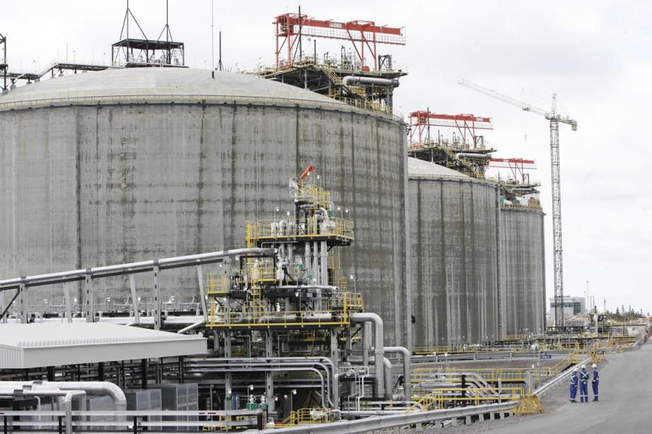 Entreprise très diversifiée, Irving Oil possède des raffineries... (Photo archives, La Presse Canadienne)