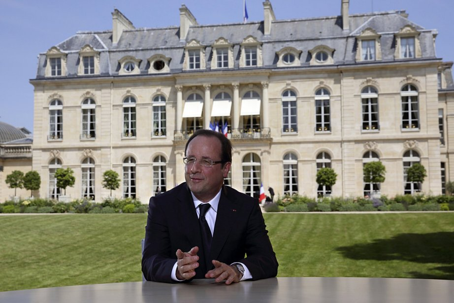 Lors d'une allocution en ce 14 juillet, le... (Photo: Reuters)