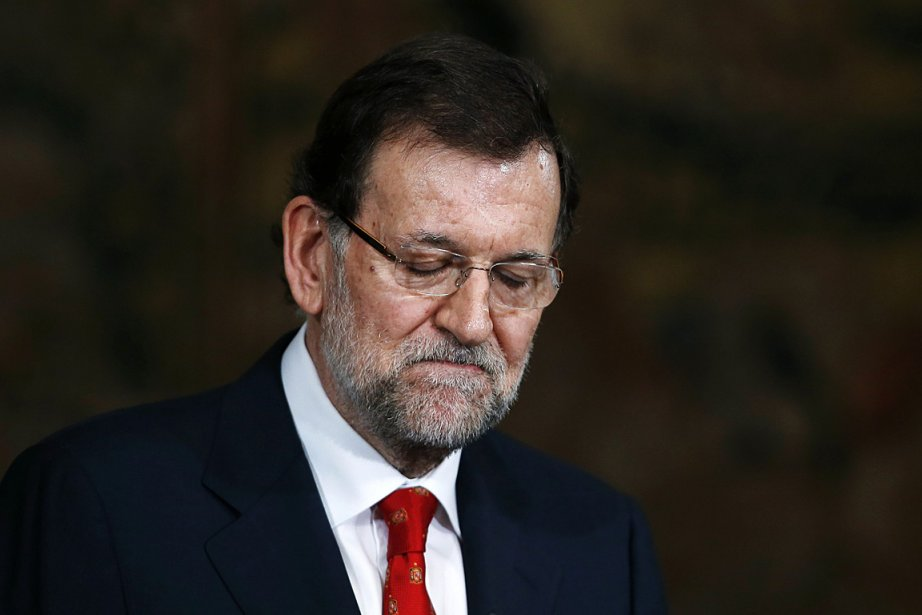 Le chef du gouvernement espagnol, Mariano Rajoy.... (Photo: Reuters)