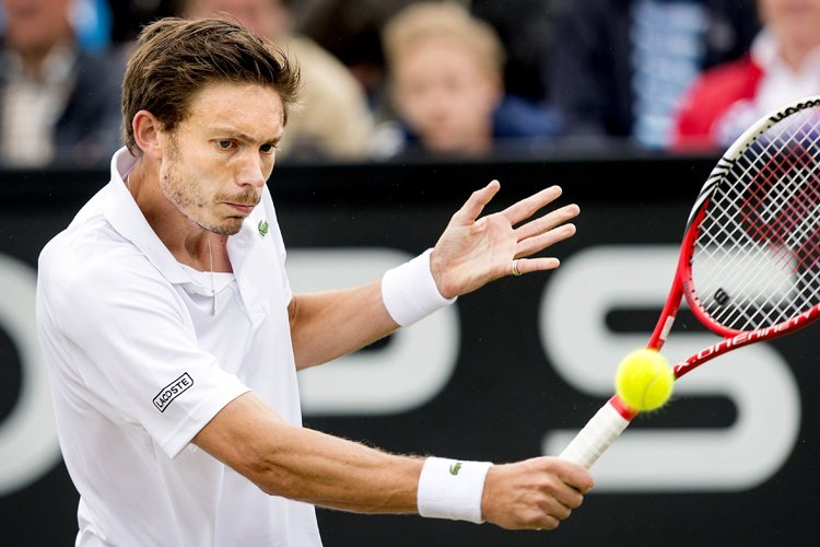 Nicolas Mahut... (Archives AFP)