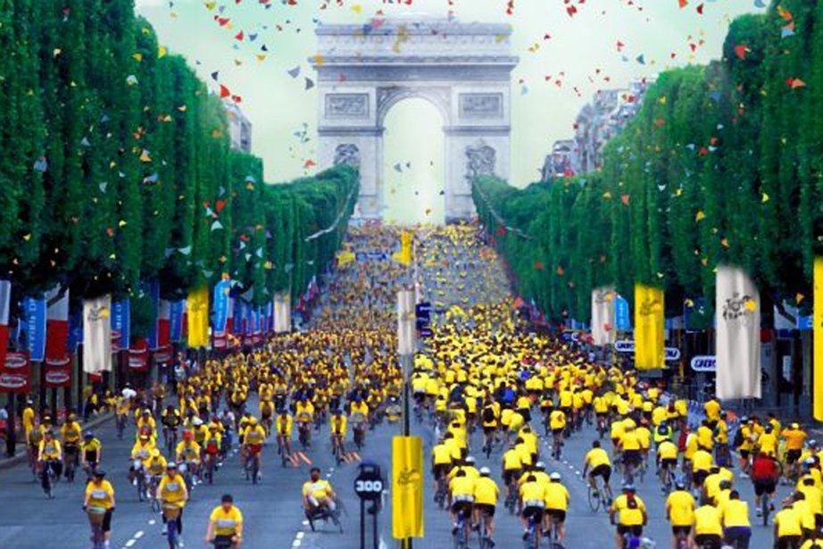 Dans une semaine, le Tour de France bouclera sa centième... (photo RelaxNews)