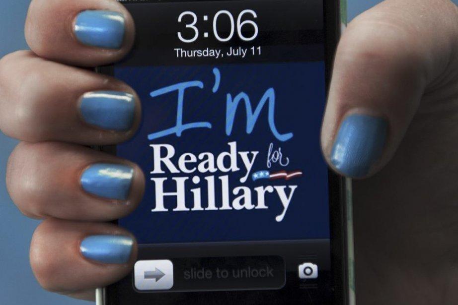 Le groupe Ready For Hillary peut légalement lever... (PAUL J. RICHARDS)