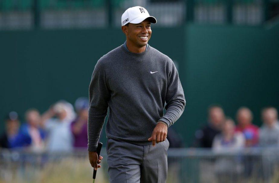 Tiger Woods est au repos depuis le 19... (Photo : Brian Snyder, Reuters)