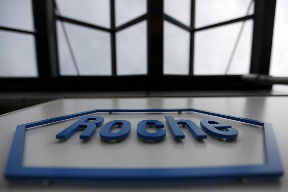Début août, Roche a perdu sa licence pour... (Photo Pascal Lauener, archives Reuters)
