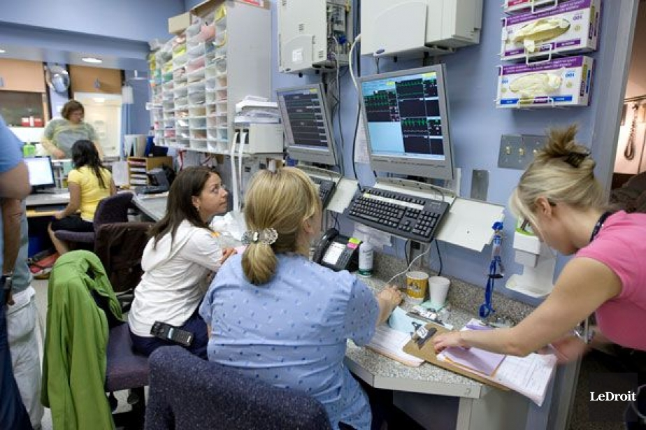 L'Agence de la santé de l'Outaouais souligne que... (Photo archives Le Droit)