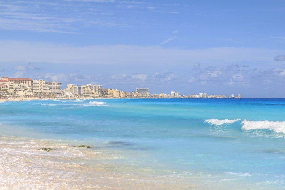 Cancún, Mexique... (Photos.com)