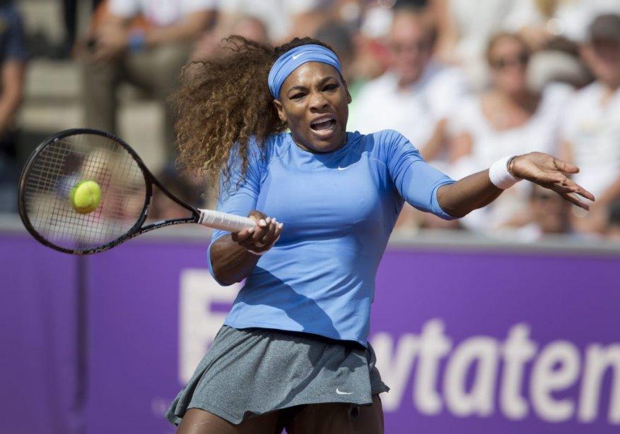 Serena Williams... (Photo : Bjorn Larsson Rosvall, AP)