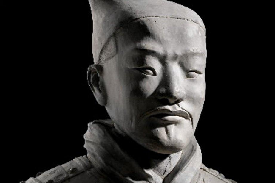 Un objet datant de la dynastie Qing, authentique... (PHOTO BRITISH MUSEUM)