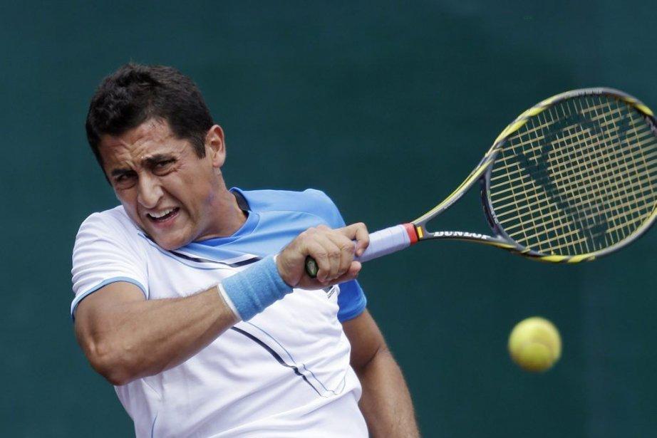 Nicolas Almagro... (Photo Eric Gay, archives Associated Press)