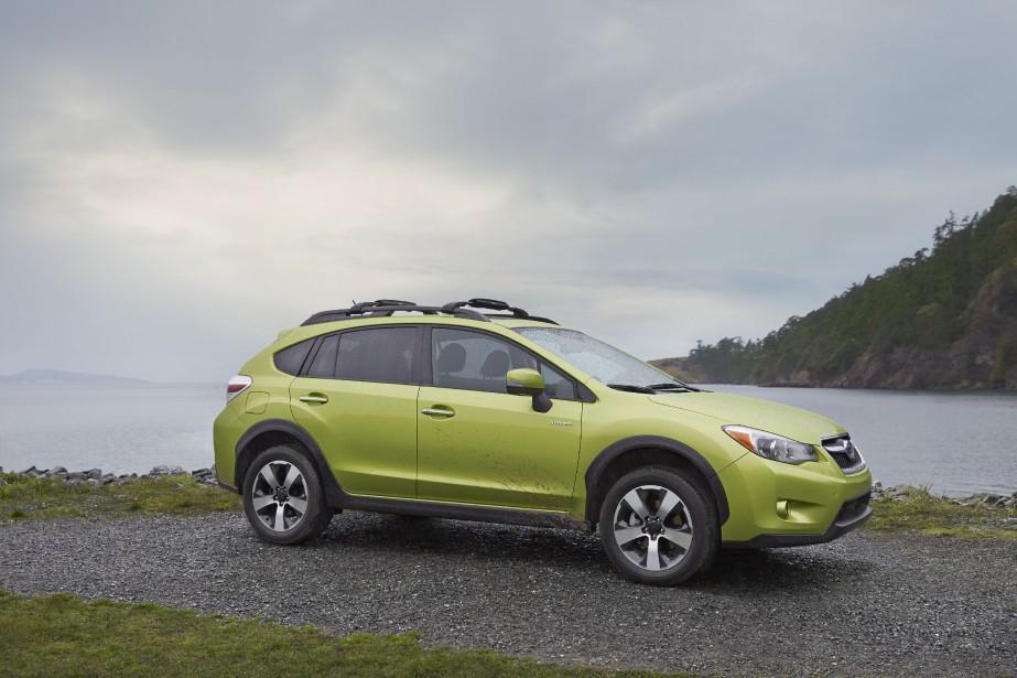 La semaine dernière, Subaru a indiqué avoir reçu... (Photo fournie par Subaru)