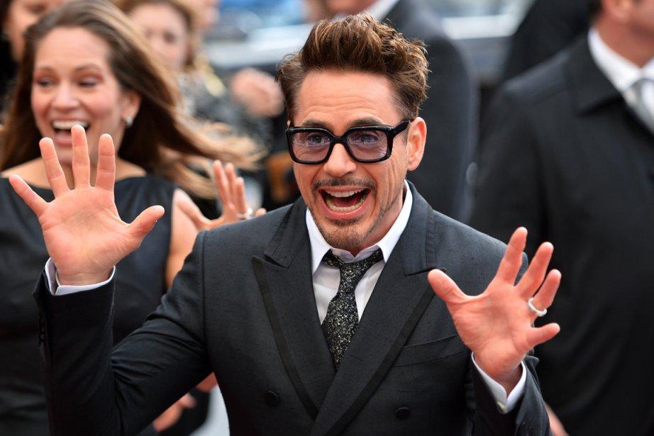 Dans Pinocchio, Robert Downey Jr. prévoit de camper... (PHOTO LEON NEAL, AFP)