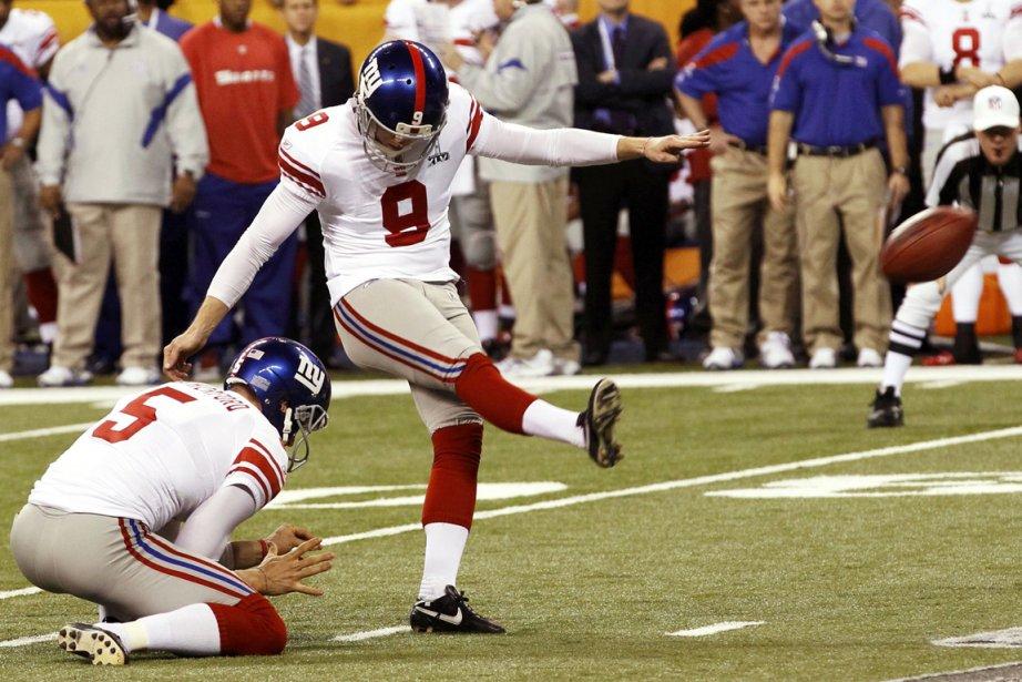 Lawrence Tynes a remporté le championnat de la... (Photo : Mike Segar, archives Reuters)