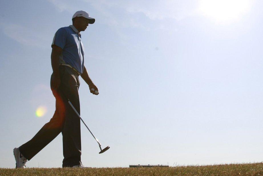 Tiger Woods... (PHOTO PETER MORRISON, AP)